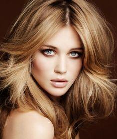 blondtöne blone haare honigblond weiblich