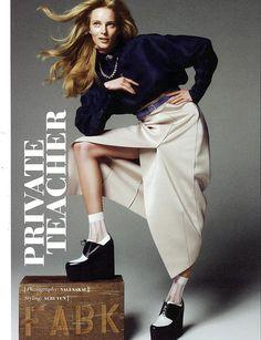 Private Teacher (Please Magazine) Private Teacher, Bregje Heinen, Magazine, Magazines