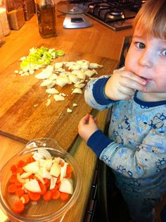 A Blissful Life: Sausage Casserole - Slow Cooker Recipe