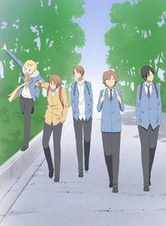 Tachibana Chizuru, Asaba Yuki, Asaba Yuta, Matsuoka Shun, Tsukahara Kaname