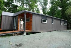 Shipping Container Homes: Montgomery - Rogersville, Missouri - 3 Shipping Container Home