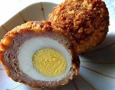 Receita de Scotch Egg