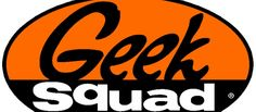Geek Squad Logo Check out more geek stuff at www.geekgenesis.com, a place for geek