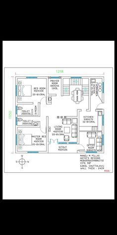 2bhk House Plan, 3d House Plans, Indian House Plans, Three Bedroom House Plan, Model House Plan, Simple House Plans, Best House Plans, Dream House Plans, Kerala Traditional House