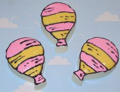 12  Dr Seuss inspired Balloon Chocolate by LilFoxChocolateShop