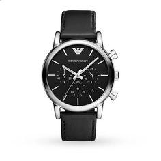 Mens Watches - Emporio Armani AR1733 Chronograph Mens Watch - AR1733 - ITEM CODE: 17870964