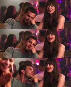 """Dakota Johnson and Jamie Dornan Couple from the movie Shades of Grey"""" known as Anastasia and Christian. Fifty Shades Series, Fifty Shades Movie, Fifty Shades Darker, Fifty Shades Of Grey, Christian Grey, Movie Couples, Cute Couples, Estilo Dakota Johnson, Outdoor Fotografie"""