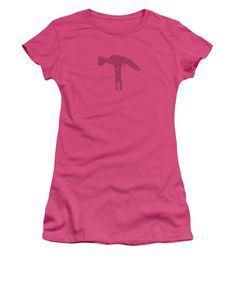 Geometry Women's T-Shirt (Junior Cut) featuring the digital art Geometric Art 417 by Bill Owen Bill Owen, Geometric Art, T Shirts For Women, Stylish, Geometry, Prints, Digital Art, Photograph, Shopping