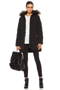 best canada goose parka for petites