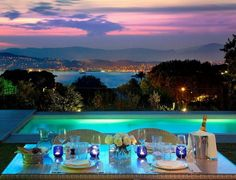 The Charming Hotel Du Cap Eden Roc...Cap d'Antibes, in the south of France