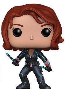 Amazon.com: Funko POP Marvel: Avengers 2-Black Widow Action Figure: Funko Pop Marvel: Toys & Games