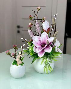 Origami, Vase, Flowers, Inspiration, Home Decor, Flower Preservation, Cold Porcelain, Manualidades, Hipster Stuff