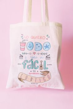 Shop and discover emerging brands from around the world Reusable Tote Bags, Shopping, Summer 2016, Te Quiero