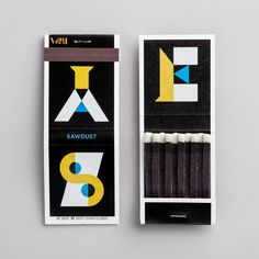 15 matchbooks with incredible artworks by leading illustrators - Digital Arts