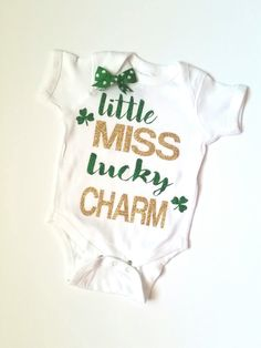 Little Miss Cotton Tail - Easter - Girls Onesie - Body Suit - Onesie - Ruffles with Love - Baby Clothing - RWL Kids
