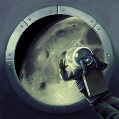 The Porthole by Aimee Cozza