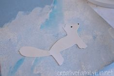 Creative Family Fun: The Arctic Fox and Learning About Camouflage