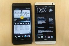 HTC One mini reportedly shown in leaked photos