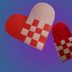 Canasta de corazón #sanvalentin #14febrero #diadelamorylaamistad #manualidades http://abt.cm/20X9jiE