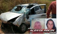 R12 Noticias : Casal perde a vida em acidente de trânsito na RO-3...