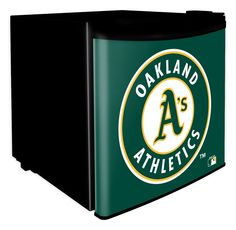 Use this Exclusive coupon code: PINFIVE to receive an additional 5% off the Oakland Athletics MLB Dorm Room Refrigerator at SportsFansPlus.com