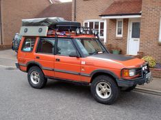 land rover discovery 2 overland   Re: Current Issue... Morocco Overland Disco