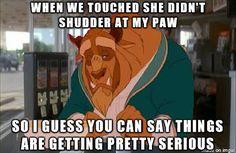 Disney logic.
