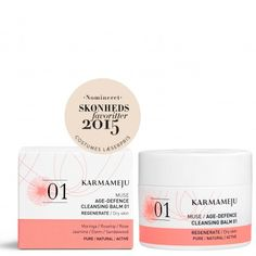 01, Face, Cleansing balm| Karmameju 299 kr