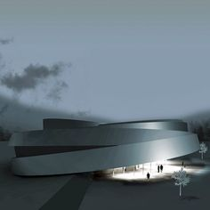 Cultural Center of European Space Technologies / OFIS, Bevk Perovic, Dekleva Gregoric and Sadar Vuga / Vitanje, Slovenia