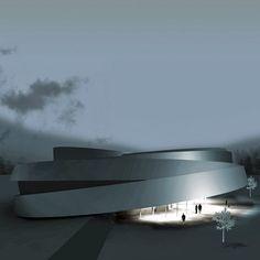 Cultural Center of European Space Technologies by OFIS, Bevk Perovic, Dekleva Gregoric and Sadar Vuga