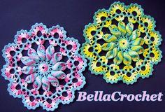 Pretty Pinwheel Doily: A Free Crochet Pattern for You