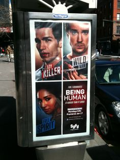 Being Human - February 2011 - NYC