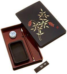 KB710-900set Kuretake escritura Box Set Sur de cielo (J... https://www.amazon.es/dp/B001A1TKJA/ref=cm_sw_r_pi_dp_x_OqNyybNJFFKGN