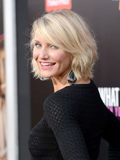 Stylist secrets for 20 celeb-inspired, party-ready hairstyles: Cameron Diaz
