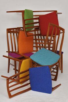 Spectrum G-Plan Dining Chairs
