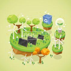 SILL209, 프리진, 일러스트, 지도, 벡터, 에프지아이, 오브젝트, 아이소메트릭, 나무, 산, 생활, 라이프, 산업, 발전소, 풍력, 발전기, 에코, 자연, 친환경, 분리수거, 전구, 새싹, 아이디어, 구름, 휴지통, 일러스트, illust, illustration #유토이미지 #프리진 #utoimage #freegine 19926589