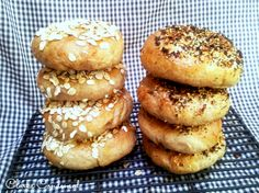 Homemade Bagel recipe