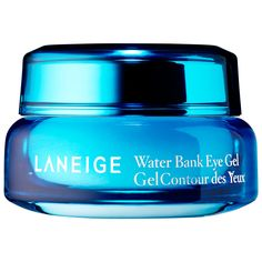 Shop LANEIGE's Water Bank Eye Gel  at Sephora. The 24-hour ultra-hydrating eye gel delivers intense moisture to the eye area.