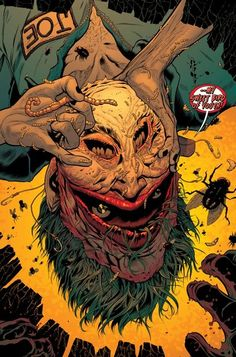 Would you be scared if Joker looked and talked like this in the Batman reboot? | moviepilot.com Batman Robin, Im Batman, Batman Art, Arte Dc Comics, Bd Comics, Comic Sans, Comic Book Characters, Comic Books Art, Marvel Vs