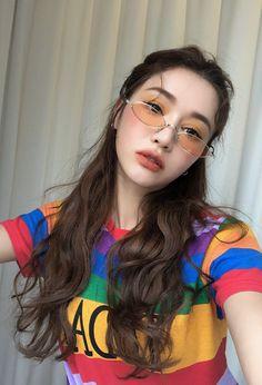 Memes Faces Girl Truths 42 New Ideas Korean Fashion Trends, Asian Fashion, Girl Truths, Ulzzang Korean Girl, Uzzlang Girl, Estilo Retro, Ulzzang Fashion, Simple Makeup, Natural Makeup