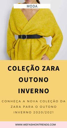 Mangas bufantes, lantejoulas, bordados em renda e um estilo descontraído caracterizam a nova coleção Zara outono inverno 2020 2021! A moda dos anos 80 influenciou fortemente e inspirou a linha de roupas da marca espanhola. É por isso que, entre as novidades, alternamos blusas e calças com babados, casacos masculinos e saias de algodão com franjas, além de jeans largos e longuetes florais!