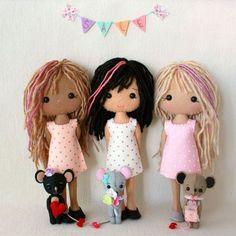 Еще Пины для вашей доски «Куклы»