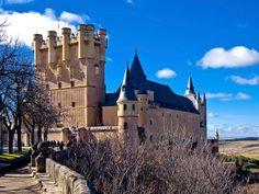 Alcázar de #Segovia