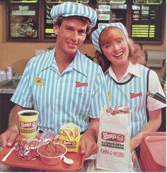 Wendy's Restaurant, 1970s