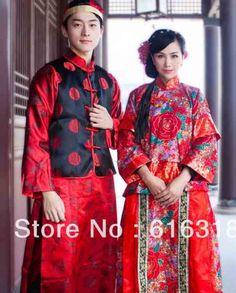 Китайский национальный мужской костюм