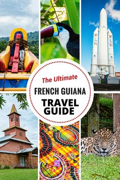 Our ultimate guide to travel to and in French Guiana so you have all the information you need to plan your travel to the French Amazon!