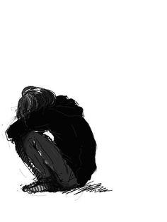 Image result for depressed child