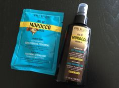 REVIEW: Marc Anthony Argan Oil of Morocco Products*