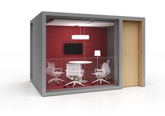 Cubes, Office Cubicles, Office Pods, Mini Office, Hostel, Thoughts, Phone, Room, Design