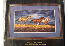 cross stitch thunder ridge - Google Search